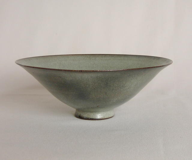 Edwin & Mary Scheier footed Bowl